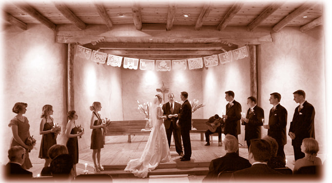 Wedding at the Old Church